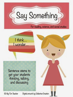 Say Something!