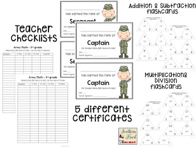 As teachers, we know just how important it is for our students to know their math facts fluently and automatically. Not knowing them makes those higher level math concepts difficult and challenging. Practicing math facts and becoming fluent in them does NOT have to be boring! Make it something they look forward to and beg for!