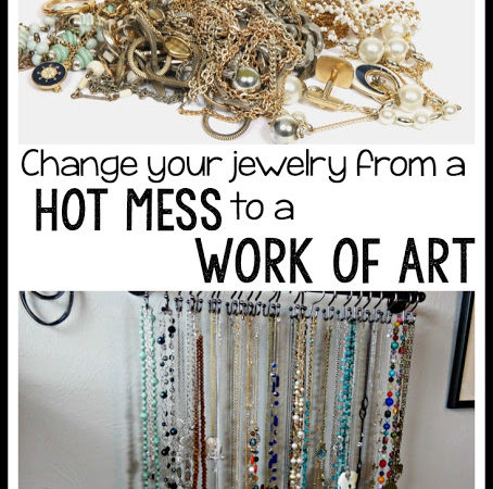 Mission: Jewelry Organization
