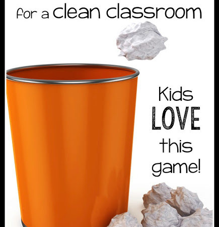 The FuN way to clean the classroom