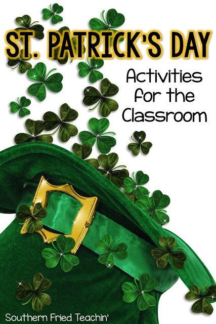 Looking for easy to implement learning activities for your classroom for St. Patrick's Day? Look no further for a list of fun teaching activities for March!
