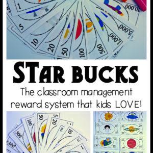 Fun reward system that students LOVE!