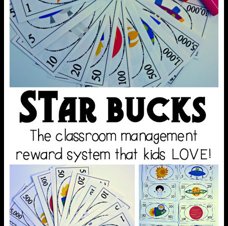 Fun reward system that students LOVE!