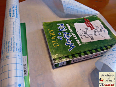 Do you have old, torn, and worn-out books in your classroom library! I've got the perfect solution...my DIY Book Repair Toolkit. And it's easy and cheap! Your students will be able to read the books for years to come, and book cover rips and tears will be a thing of the past!