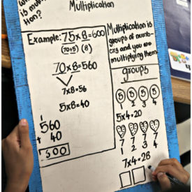 How problem solving posters can help your students in math