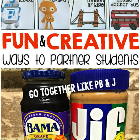 Fun and creative ways to partner students
