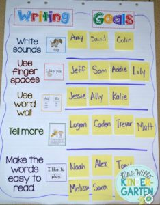 Looking for simple ways to incorporate goal setting into the classroom with your students? Here is a list of six ways to introduce setting realistic goals with kids.