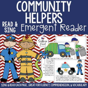 community workers early reader