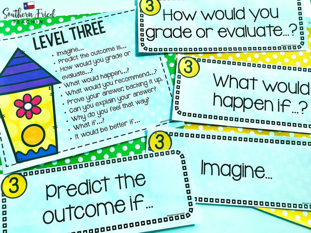 These Costa's House of Questions Critical Thinking Stems are the perfect way to get your students to think more critically. This works great with AVID strategies and works in all content and subject areas. The house is a great and simple visual for students.