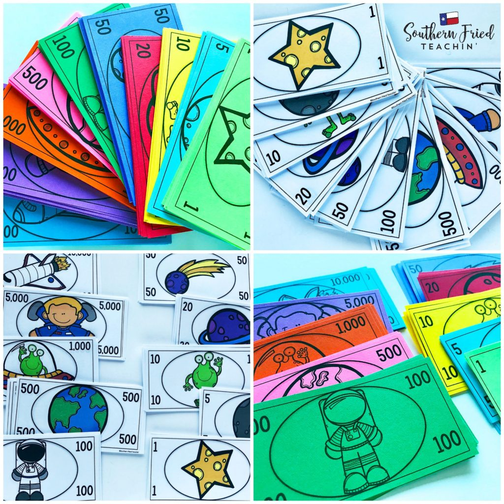 Are you looking for a fun and motivating classroom economy system? Star Bucks are a fun classroom economy and classroom management/behavior system, and they also reinforce place value. Your students will love to save up their bucks for rewards!